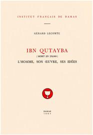 Ibn Qutayba (m. 276/889)