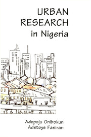 Urban research environment and funding in Nigeria