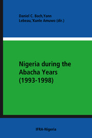 Nigeria during the Abacha Years (1993-1998) - Introduction