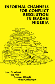 2. Traditional Channels of Conflict Resolution in Ibadan