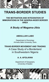 Trans-Border Movement and Trading. A case study of a borderland in southwestern Nigeria