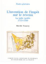 Chapitre V. La taille tarifée quand même: les Bertier de Sauvigny et la généralité de Paris. 1768-1789