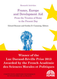 Statistics on fifty years of European Development Aid
