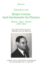 Annexe VIII. Colloque. « Redressement financier » de 19581