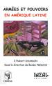 Forces armées, police et gouvernements civils en Bolivie: une relation institutionnelle conflictuelle