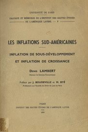 Les inflations sud-américaines
