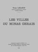 Les villes du Minas Gerais