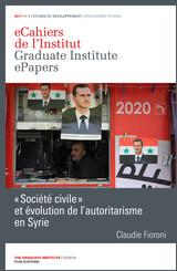 « Société civile » et évolution de l'autoritarisme en Syrie