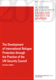 1. Normative Competencies within the UN System: The Evolution of the Institutional Framework