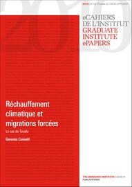 Annexe – Proposition de statut des réfugiés de l'environnement