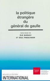 De Gaulle et les forces politiques françaises