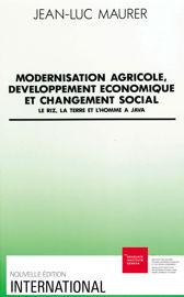 Modernisation agricole, développement économique et changement social