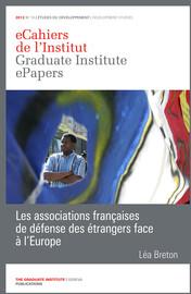 3. Adaptation à l'européanisation des enjeux et des politiques: stratégies associatives différenciées, européanisation différenciée