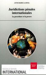 Juridictions pénales internationales