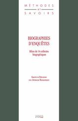Biographies d'enquêtes