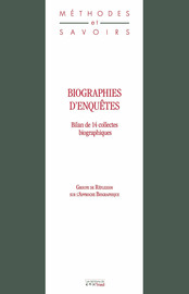 Biographies d'enquêtes