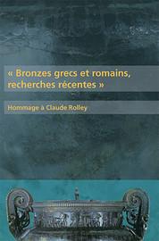 Vasellame bronzeo in Sicilia dalla protostoria all'arcaismo recente*