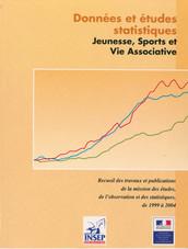 Données et études statistiques : jeunesse, sports et vie associative