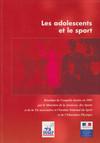 Les adolescents et le sport