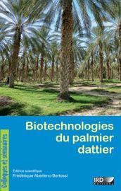 Le palmier dattier en Algérie
