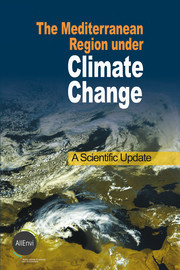 Sub-chapter 1.4.3. Atmospheric deposition to nutrient depleted seawater