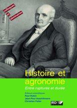 Histoire et agronomie