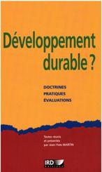 Développement durable ?