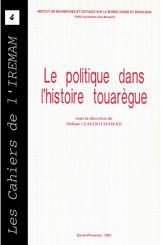 Le politique dans l'histoire touarègue