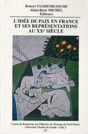 Opposition politique et patriotisme en France à la veille de la première guerre : les Soréliens et les Maurrassiens face à la paix et à la guerre (1900-1914)