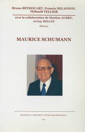 Maurice Schumann intime
