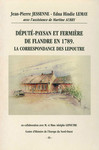 Député-paysan et fermière de Flandre en 1789. La correspondance des Lepoutre