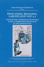 La place de la religion dans la formation des enseignantes religieuses et laïques en France avant les années 1880