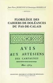 VII. Les Cahiers de Bailliages de l'Artois