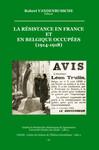 La Résistance en France et en Belgique occupées (1914-1918)