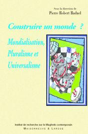 Pluralisme, multilatéralisme et universalisme dans l'analyse économique de la mondialisation