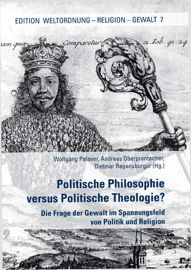 The Relationship between Political Philosophy and Political Theology: a Muslim's Perspective