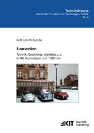 """Bemerkungen zu Rolf-Ulrich Kunzes """"Spurweiten"""""""