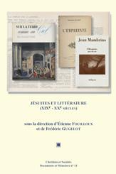 Jésuites et littérature (xixe-xxe siècles)