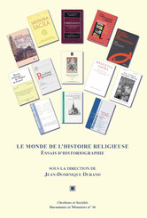 Le monde de l'histoire religieuse