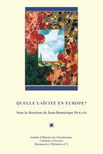 L'Anticléricalisme intra-protestant en Europe continentale (xviie-xviiie siècles)