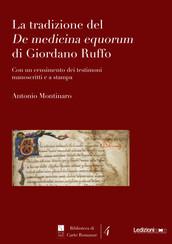 La Tradizione del De Medicina Equorum di Giordano Ruffo