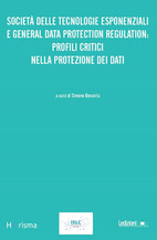 Società delle tecnologie esponenziali e General Data Protection Regulation