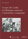 Cesare De Lollis tra filologia romanza e letterature comparate