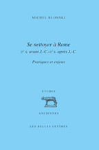 Se Nettoyer à Rome (IIesiècle av. J.-C.- IIesiècle ap. J.-C.)