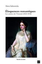 Éloquences romantiques