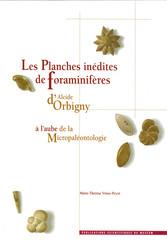 Les Planches inédites de Foraminifères d'Alcide d'Orbigny