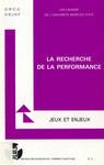 La recherche de performance