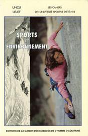 L'impact des activités physiques de pleine nature sur le milieu naturel