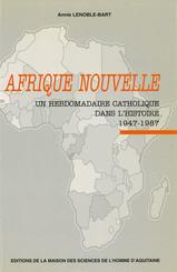 Afrique Nouvelle