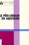 Le péri-urbain en Aquitaine